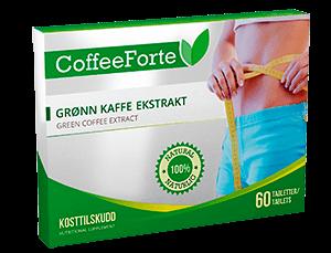 hvordan slanke seg Grønn kaffebønne koffein
